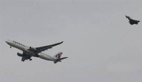 Yolcu uçağında bomba alarmı