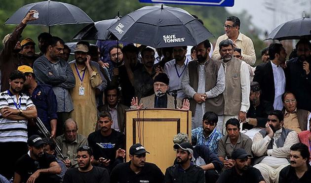 Pakistan Pencap'ta 150 muhalif gözaltına alındı