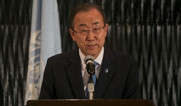 BM: Suriye krizi güvenliği tehdit ediyor