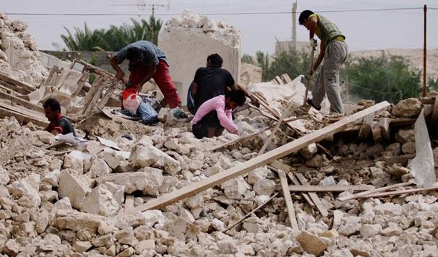 İran'da iki deprem