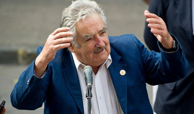 Mujica: Nobel Barış Ödülü'nü ne yüzle veriyorlar