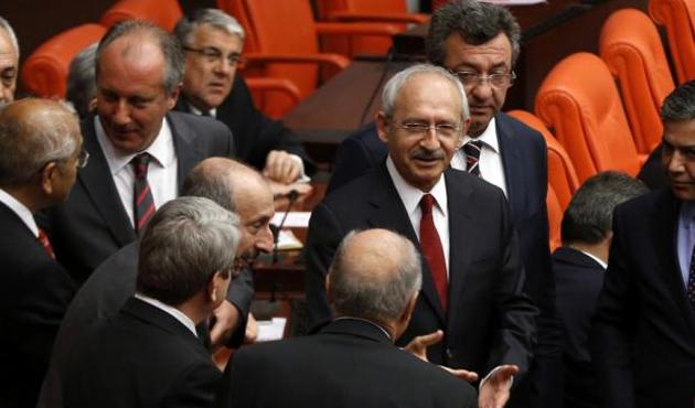 CHP'nin koalisyon heyeti belirlendi