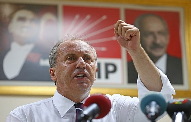 Muharrem İnce'den Anadolu Partisi yorumu