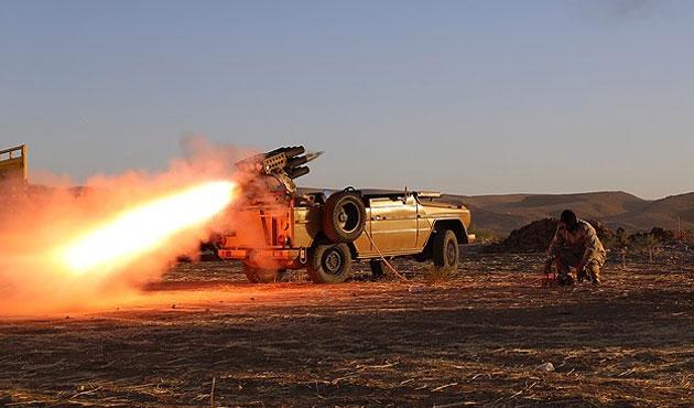 Irak'ta 20 IŞİD üyesi öldürüldü