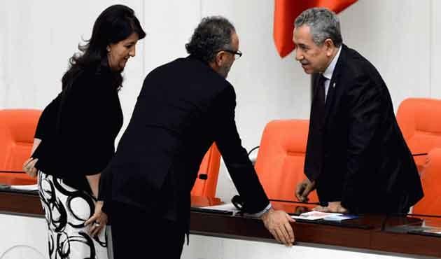 Hükümetin 'Çözüm Süreci taslağı' HDP'de