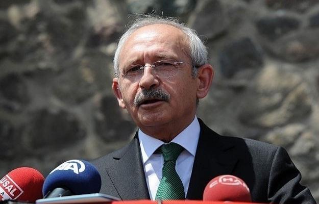 Kılıçdaroğlu yaralı Emniyet müdürünü ziyaret etti