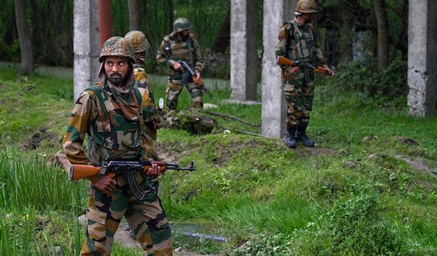 Keşmir'de çatışmalar: 5 ölü