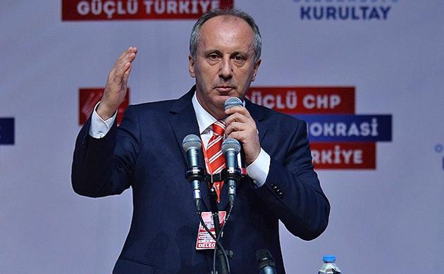 CHP'de Muharrem İnce değil, listesi yarışacak
