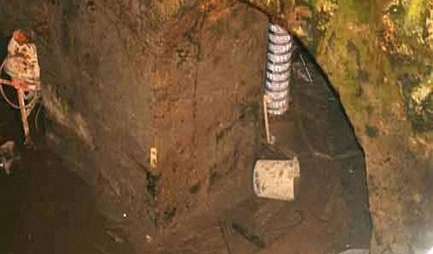 İsrail'in Kudüs'teki tünel kazıları sürüyor