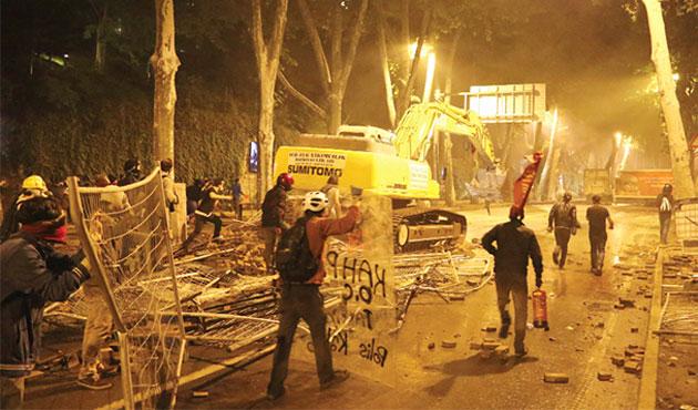 Gezi davasında 56 sanığa beraat
