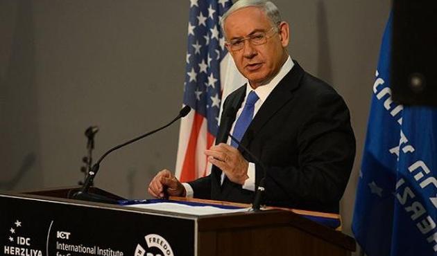 Netanyahu, hahamın vurulmasından Abbas'ı sorumlu tuttu