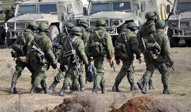 İngiltere'nin en büyük askeri birliği Doğu Avrupa'da