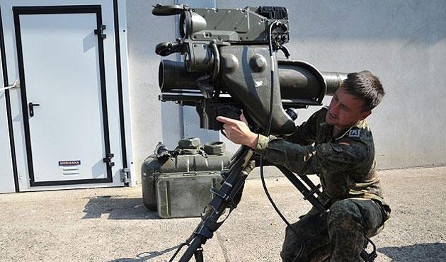 Almanya Erbil'e askeri eğitim kampı kuracak
