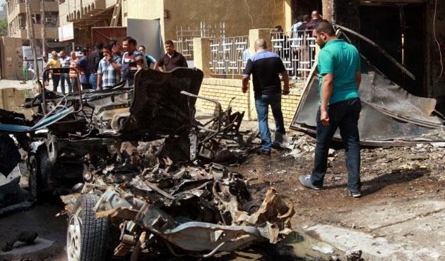 Bağdat yakınlarında saldırılar: 25 ölü