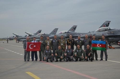 Türkiye-Azerbaycan ortak tatbikatı sona erdi
