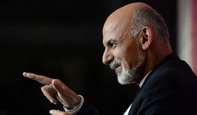 Afganistan Cumhurbaşkanı Gani Pakistan'da