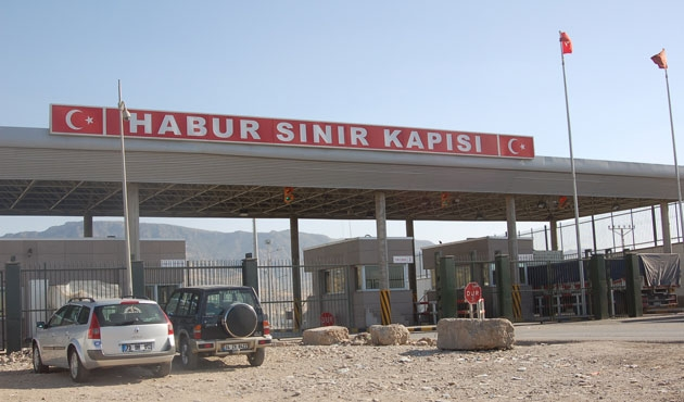 Habur'a ek 4 yeni sınır kapısı geliyor