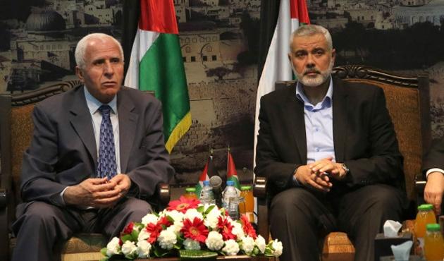 Filistin seçimlerinde Fetih-Hamas çekişmesi