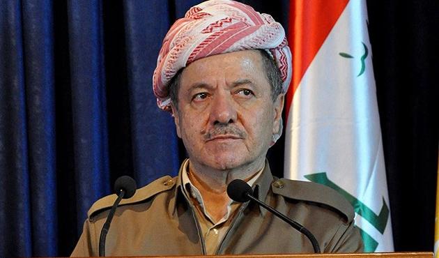 Barzani'den Kobani için yardım çağrısı