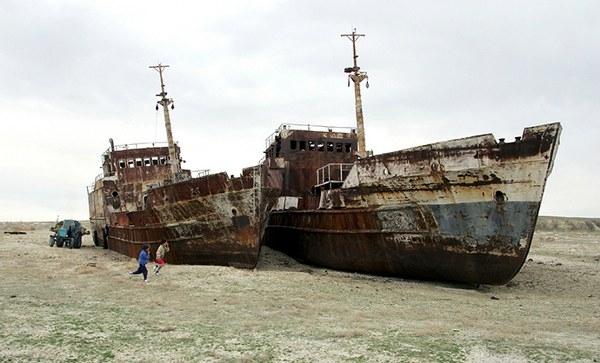 Özbekistan Aral Gölü için yardım istedi