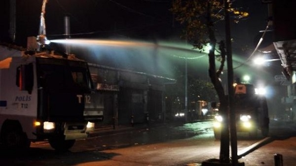 Okmeydanı'da polise ateş açıldı