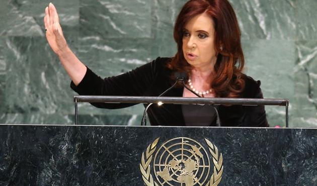 Arjantin Devlet Başkanı: Terörü ABD besliyor