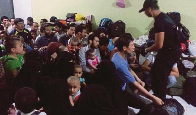 Malezya'da 155 Uygur mülteci yakalandı