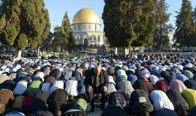 İslam dünyasından bayram manzaraları |FOTO