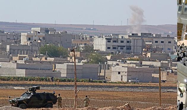 Suruç'ta iki mahalle boşaltılıyor