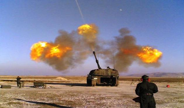 TSK, hem IŞİD hem YPG araçlarını vurdu