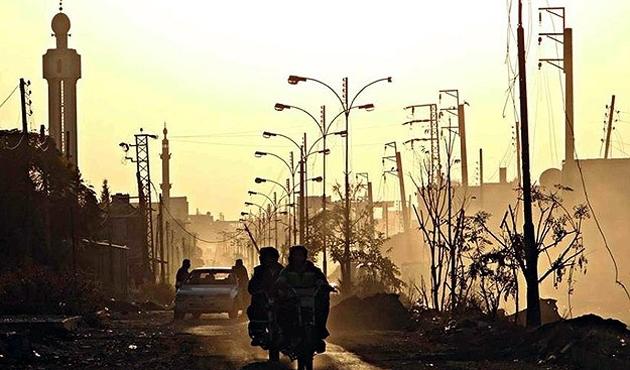 Dera'daki çatışimalarda 30 rejim askeri öldü