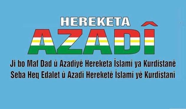 Azadi'den PKK ve Hüdapar'a sükunet çağrısı