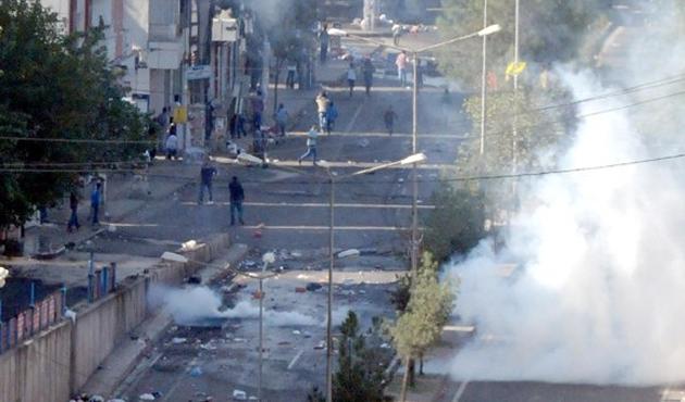 Diyarbakır'da yasağa rağmen yeni eylemler