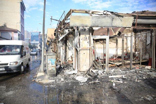 Van- Erciş depremden çıkmış gibi | FOTO