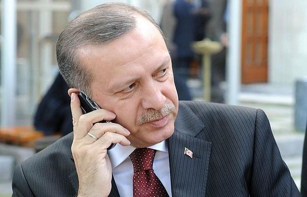 Erdoğan, Meşal ve Abbas'la görüştü