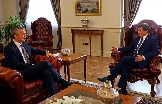 Davutoğlu: NATO'nun yaptığı katkı önemli