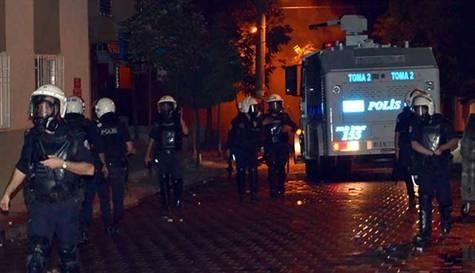Kobani gösterilerinde ölü sayısı 22'ye yükseldi