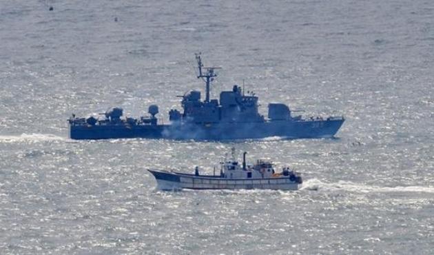 Güney Kore sahilinde bir Çinli balıkçı öldürüldü