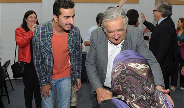 Suriyeli mülteciler Uruguay'da