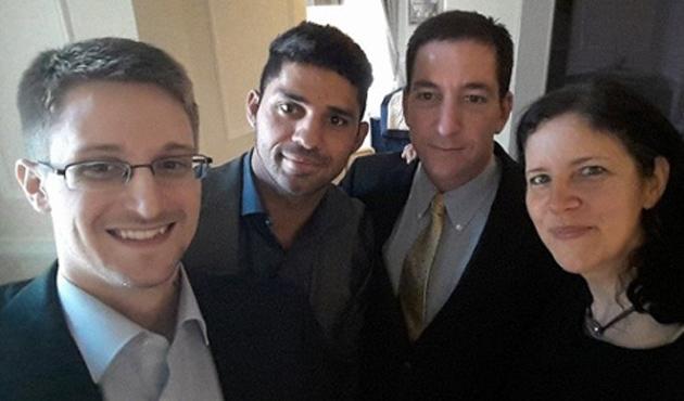 Edward Snowden'ın belgeseli yapıldı
