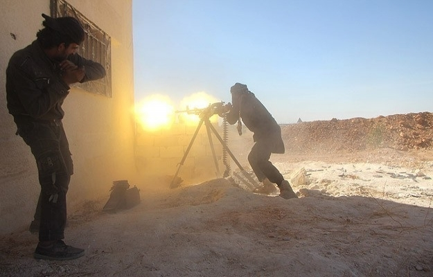 Halep'te 20 rejim askeri öldürüldü