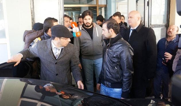 Rıza Sarraf'ın kefalet başvurusu reddedildi