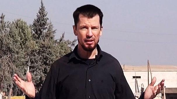 IŞİD esir İngiliz gazeteciye Kobani'de haber yaptırdı