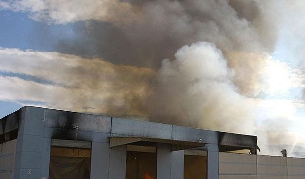 Ankara Ostim'de patlama, yaralılar var