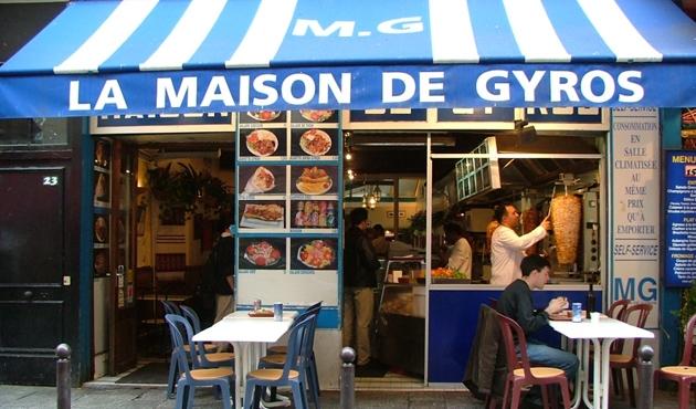 Fransa'da ırkçılar kebaba savaş açtı