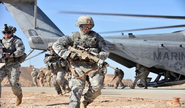 ABD Erbil'deki üs için çalışmalarını hızlandırdı