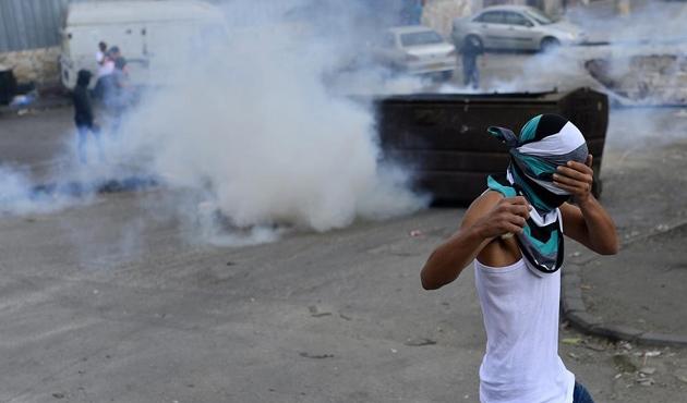 Batı Şeria'da Yahudi yerleşimcilere saldırı