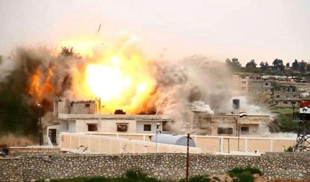 Mısır, Gazze sınırında yüzlerce evi yıkıyor