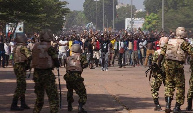 Burkina Faso'da yeni kriz