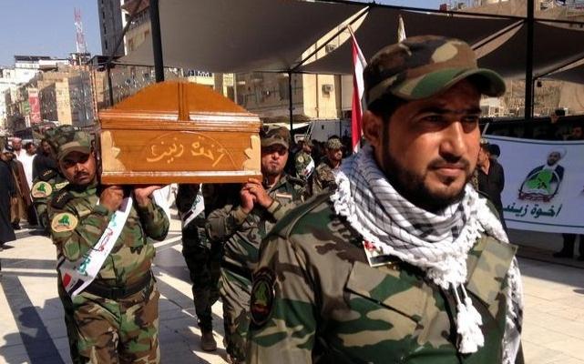 HRW: Cami katliamını IŞİD değil Şii milisler yaptı